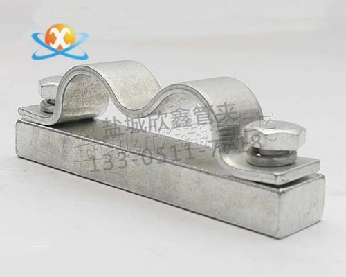 重型管夹厂家给大家介绍下管夹在中国正式实施新标准制定