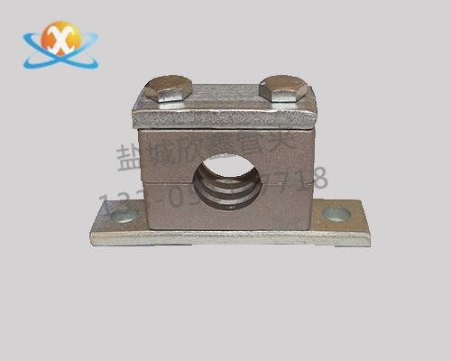 重型铝合金管夹价格