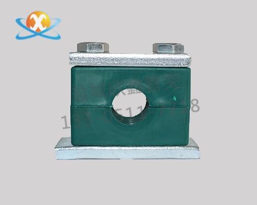 重型塑料管夹