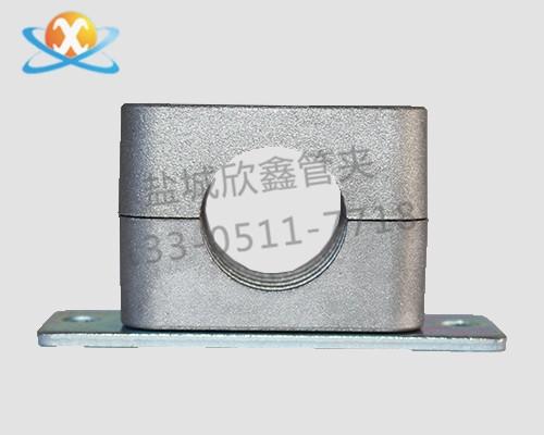 轻型铝合金管夹厂家