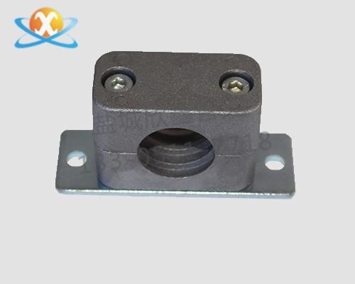 轻型铝合金管夹供应
